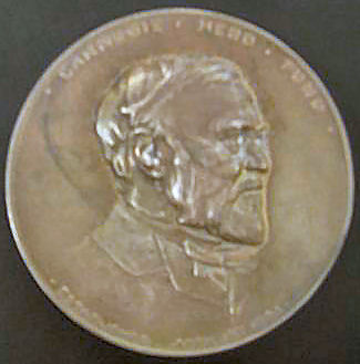 Crossroads Jewelry Winona Ms Of Carnegie Medal Front