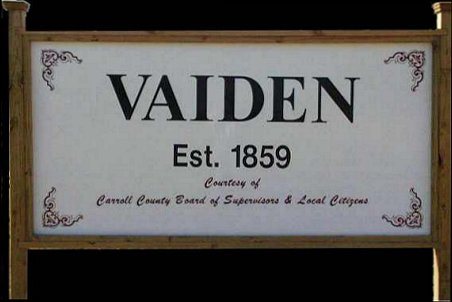 Description: Description: Welcome to the Vaiden, Mississippi Directory Page